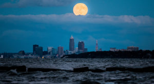 The Next Lunar Eclipse Will Be Visible From Cleveland And You Won't Want To Miss Out