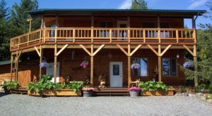 This Perfect Alaska Winery Has Amazing Wine And Even Lets You Spend The Night