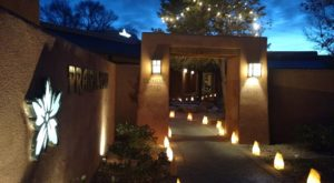 The Elegant Adobe Mansion Restaurant In New Mexico You'll Absolutely Love
