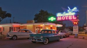 A Stay At This Roadside Hotel In New Mexico Is A Blast From The Past