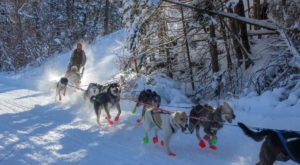 Experience A True Winter In New Hampshire With This Refreshing Tour Through The Countryside