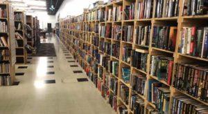 This 20,000 Square Foot Bookstore In Ohio Is A Book Lover's Dream Come True