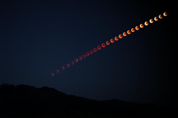 blood moon eclipse timeline - photo #40