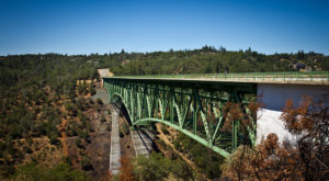 The Remarkable Bridge In Northern California That Everyone Should Visit At Least Once