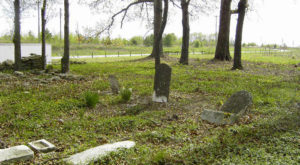 Most South Carolinians Don't Know About The Graves Located In The Median Of Interstate 85