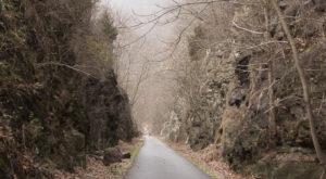 Follow This Railroad Trail For One Of The Most Unique Hikes In Maryland