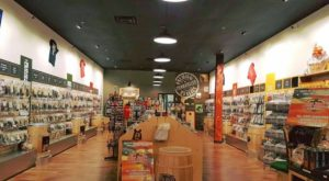 The Beef Jerky Outlet In Kansas Where You'll Find More Than 100 Tasty Varieties