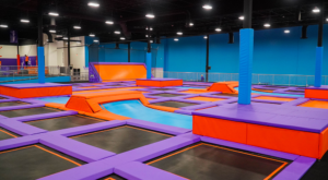 There's An Indoor Trampoline Park In Idaho And It's Just As Awesome As It Sounds