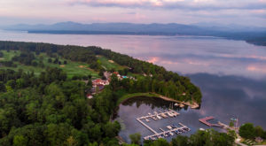 This Picturesque Lakefront Resort In Vermont Is The Definition Of A Hidden Gem