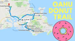 Take The Hawaii Donut Trail For A Delightfully Delicious Day Trip