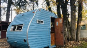 This Vintage Trailer Resort In Washington Is Truly One Of A Kind
