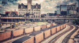 This Historic Tennessee Train Depot Is Now A Beautiful Restaurant Right On The Tracks