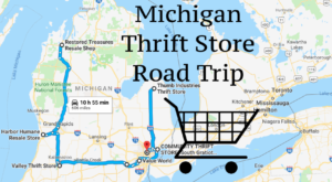 This Bargain Hunters Road Trip Will Take You To The Best Thrift Stores In Michigan