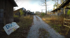 This Abandoned Ghost Town Is Hidden Near One Of Kentucky's Most Popular Attractions
