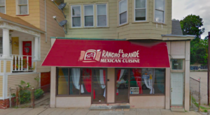 The Tiny Restaurant In Rhode Island That Serves Mexican Food To Die For