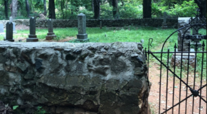 The Story Behind This Forgotten Mountain Cemetery In Virginia Is Undeniably Creepy