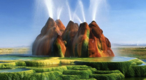 This Colorful Rainbow Geyser In America Will Dazzle Your Senses