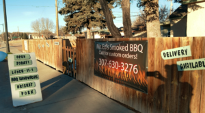 Hit The Road To Find This Remote BBQ Stand In Wyoming That's Finger-Lickin' Good