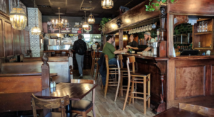 This Cozy British Pub In Massachusetts Serves The Most Mouthwatering Meat Pies