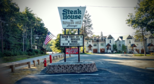 This Tasty New Hampshire Restaurant Is Home To The Biggest Steak We've Ever Seen