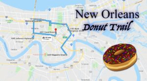 Take The New Orleans Donut Trail For A Delightfully Delicious Day Trip