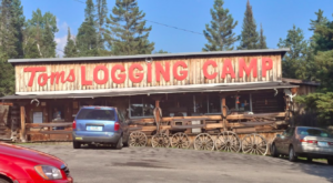 This Old-Fashioned Lumberjack Cafe In Minnesota Will Take You Back In Time
