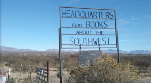You'll Fall In Love With This Quiet Arizona Town That Has More Books Than People