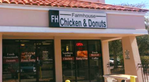 The Tasty Chicken & Donut Restaurant In Florida You Never Knew You Needed