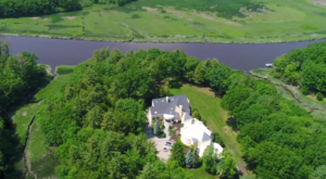The World's Most Unique Mansion Is Home To Its Own Jungle And It's For Sale In New Hampshire