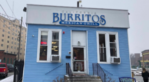 The Massive Burritos At This New Hampshire Restaurant Will Satisfy All Your Cravings