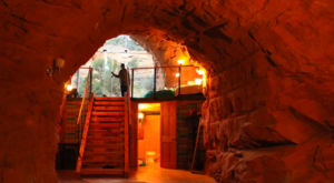 Spend The Night In A Cave In This Unbelievable Bedrock Home In Utah