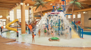 This Indoor Beach In Iowa Is The Best Place To Go This Winter