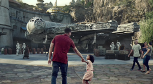 The Newest Star Wars Ride At Disneyland Might Be Almost 30 Minutes Long
