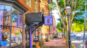 The Small Delaware Town That's Home To An Award-Winning Restaurant
