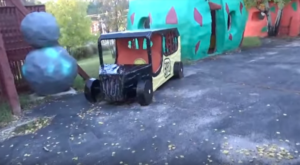 Everyone In South Dakota Should See What's Inside The Gates Of This Abandoned Amusement Park