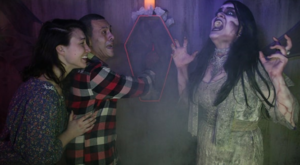 You Can Never Unsee The Horrors Of This Valentine's Themed Haunted House In Colorado