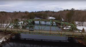 The Legend Of Maine's Screaming Bridge Will Make Your Hair Stand On End