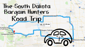 This Bargain Hunters Road Trip Will Take You To The Best Thrift Stores In South Dakota