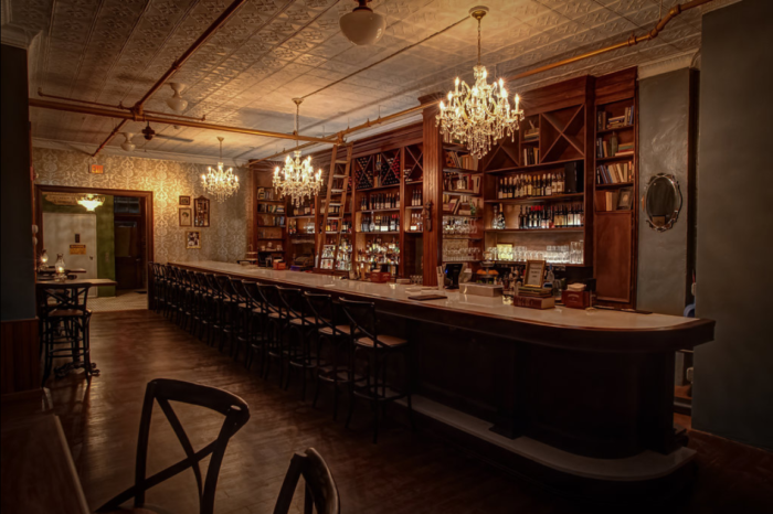 205 Dry Is A Secret Speakeasy Restaurant In New York
