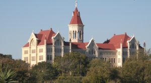 The Haunting Tales From Austin's Gorgeous University Will Send Chills Down Your Spine