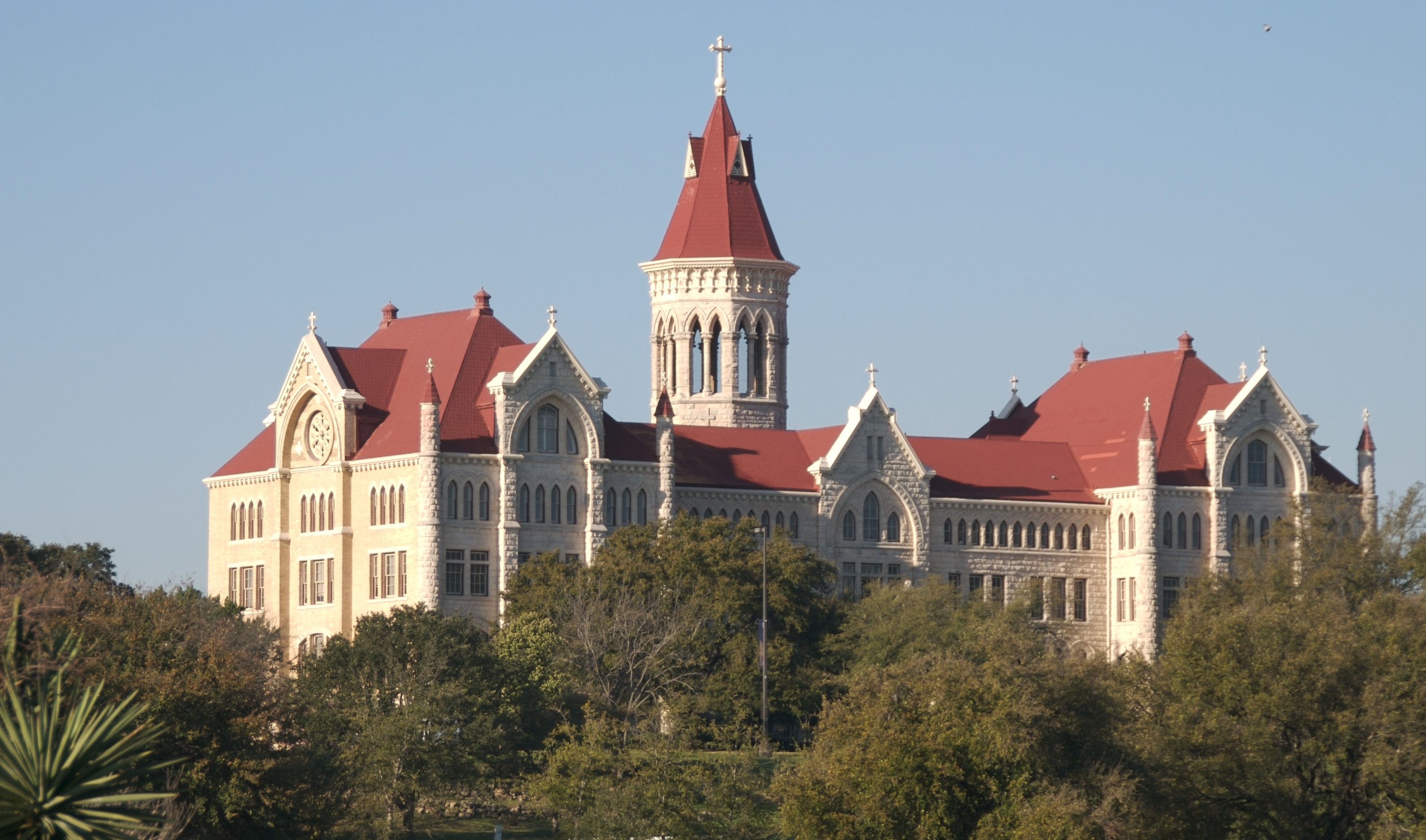 St Edwards University >> St Edward S University Is The Most Haunted College In Austin