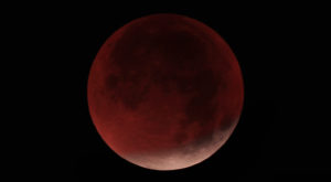 The Next Lunar Eclipse Will Be Visible From Washington And You Won't Want To Miss Out