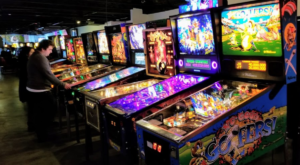 This Nevada Arcade With 40 Vintage Games Will Bring Out Your Inner Child