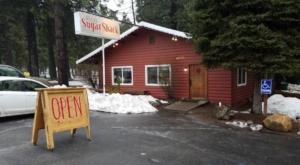 This Remote Shack In The Mountains Of Northern California Is The Perfect Place To Get Your Sugar Fix