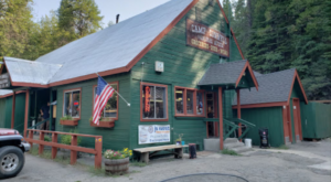 The Mountain General Store In Northern California That's Worthy Of Its Own Day Trip