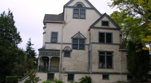 This Washington House Is Among The Most Haunted Places In The Nation