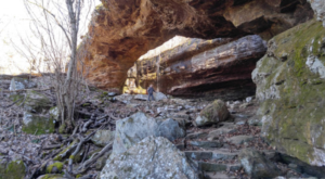 8 Wild Trails In Arkansas That Will Make You Feel Like You're On Another Planet