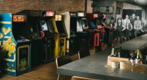 This Vermont Arcade With 30 Vintage Games Will Bring Out Your Inner Child
