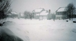 It's Impossible To Forget The Year Maryland Saw Its Single Largest Snowfall Ever