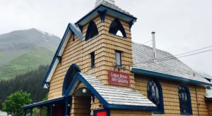 We Can't Stay Away From This Adorable Coffee Shop in Alaska